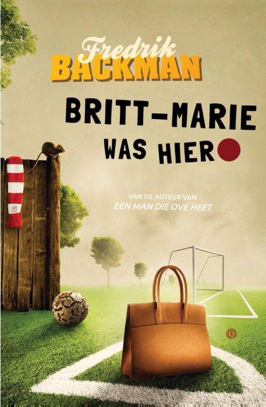 26/52. Fijn feel-good boek, in één avond uitgelezen. 60plusser Britt-Marie gaat voor het eerst in haar leven op zoek naar een baan en belandt in een klein dorpje. Veel humor en aandoenlijke situaties.