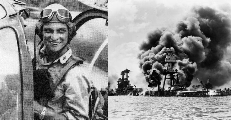 George Welch - One of the Few Pilots That Fought Back During Pearl Harbor - https://www.warhistoryonline.com/war-articles/george-welch-one-of-the-few-pilots-that-fought-back-during-pearlharbor.html