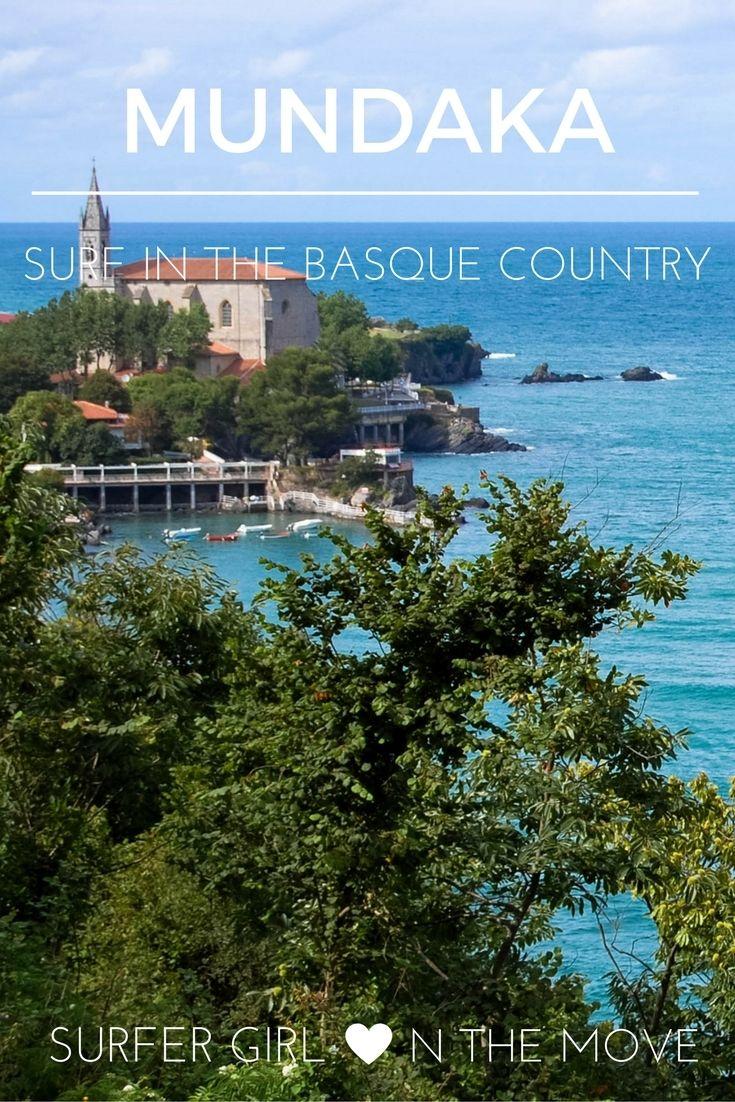 Para quem não conhece Mundaka, a vila do País Basco é cheia de cultura e surf. Fiquem a saber mais neste post.