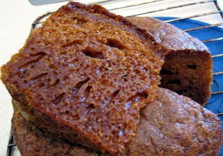 Lily's Wai Sek Hong: Caramel Honeycomb Cake/Kuih Sarang Semut