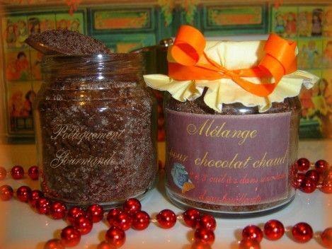 mélange cacao