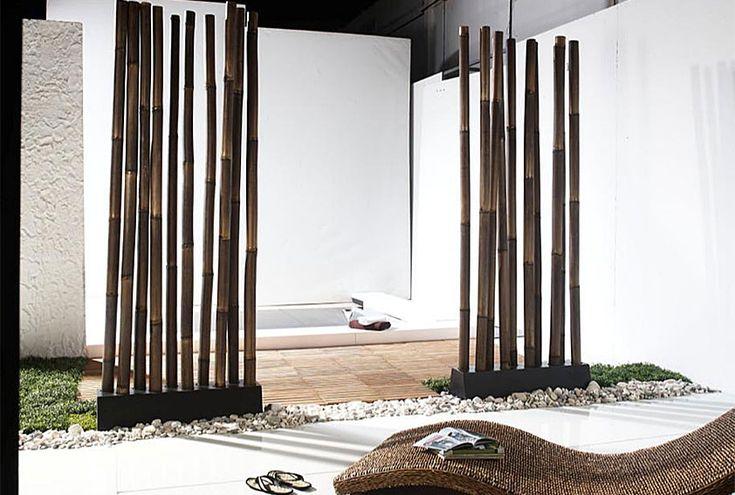 Biombo Paraban Cactus   Material: Bambu   Alto: 251 cms. Ancho: 97 cms. Fondo: 30 cms.Material: Bambu. Ideal ser ambientes.Biombo,Cactus,Coloniales,Muebles,Paraban,Rusticos... Eur:236 / $313.88