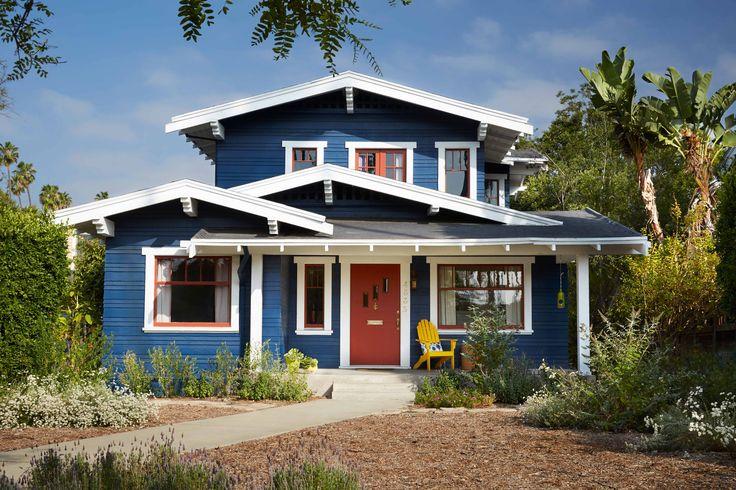Dunn edwards paints color body the blues de5859 trim - Dunn edwards paint colors exterior ...