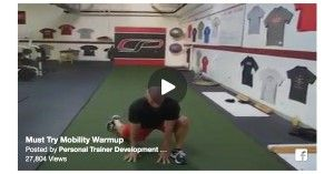 How to Design Better Warm Ups For Small Group Training Programs | thePTDC | Group Personal Training Design