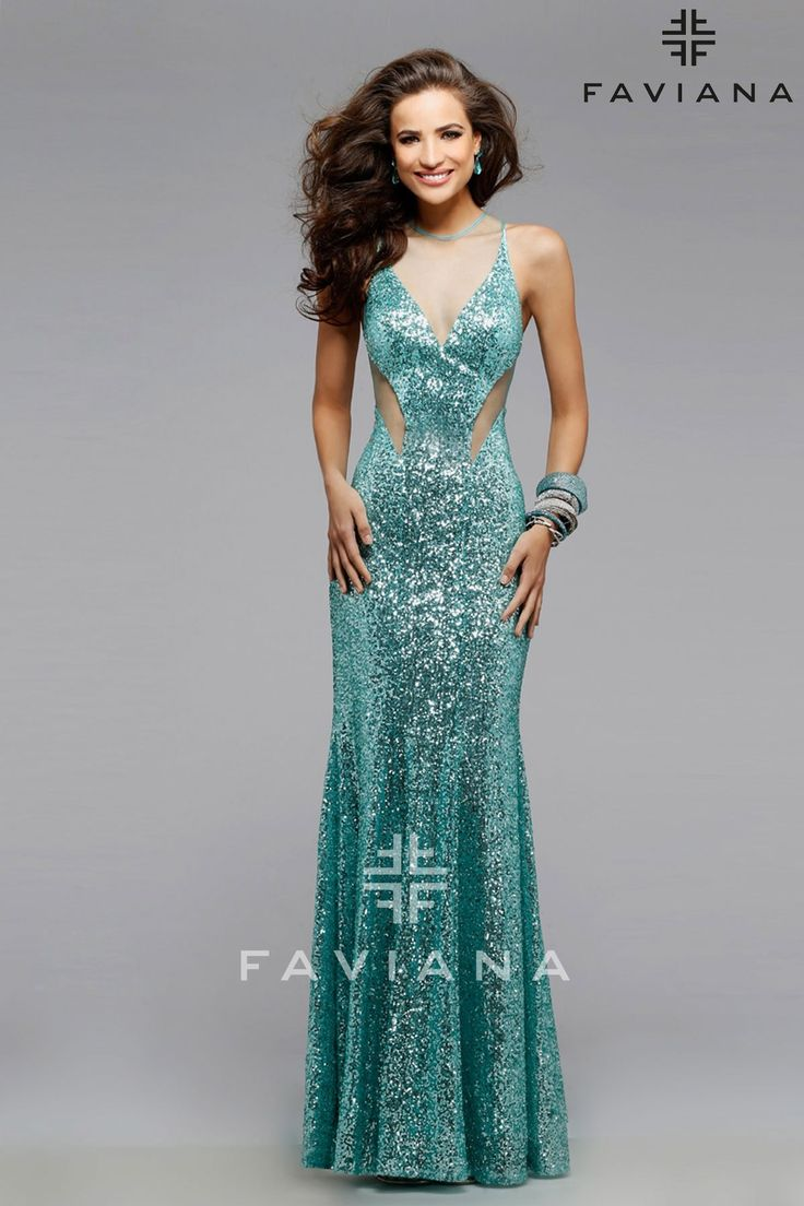 157 best Faviana Prom images on Pinterest | Party wear dresses ...