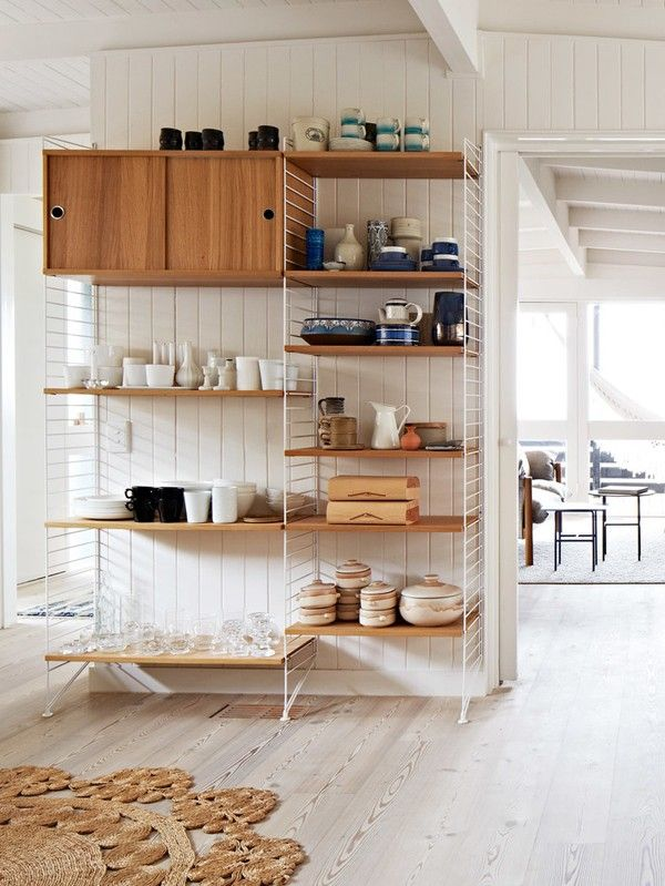 Home of Simone and Rhys Haag. Photo by Armelle Habib, styling Heather Nette King.