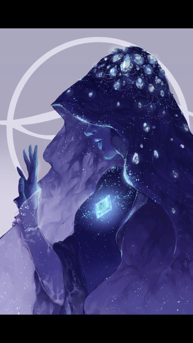 Blue Diamond   You may not like the fandom, but you gotta admit it has amazing fanart