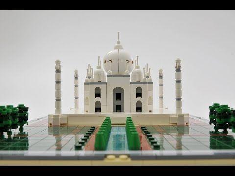 Taj Mahal Lego Speed Build