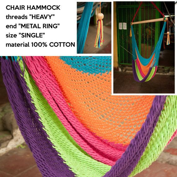 Hey, I found this really awesome Etsy listing at http://www.etsy.com/listing/153736449/hammock-chair-caribbean-style
