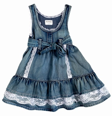 Kanz Denim Dress  Item #:	1313058  Price:	$49.99