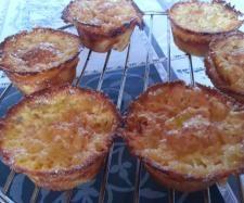 Recette Moelleux aux pommes par yveline - recette de la catégorie Desserts & Confiseries