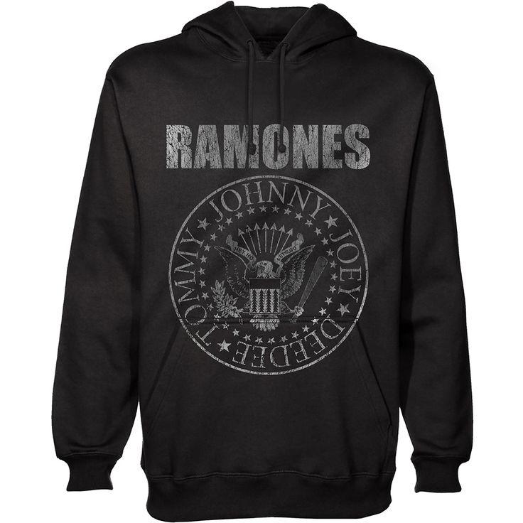 Ramones - Presidential Seal (Hoodie)