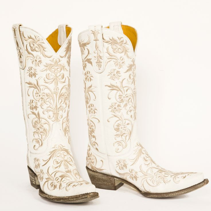 Wedding Cowgirl Boots: The 25+ Best White Cowboy Boots Ideas On Pinterest