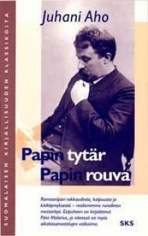 Papin rouva | Kirjasampo.fi - kirjallisuuden kotisivu