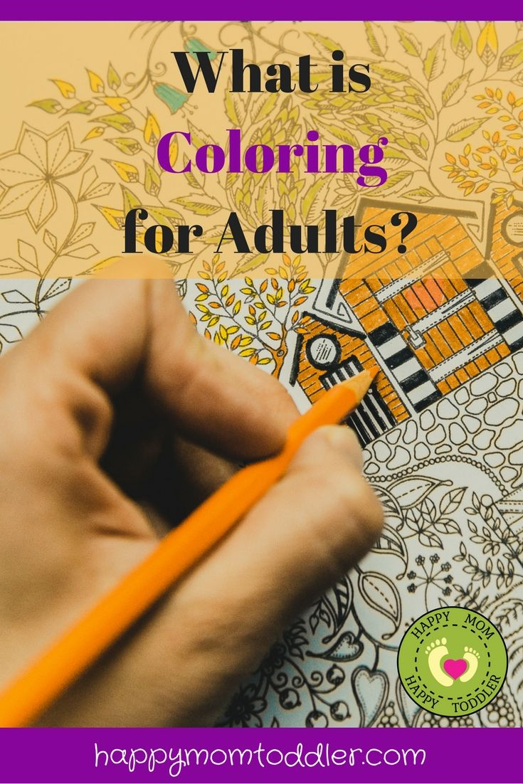Colouring for adults benefits - What Is Coloring For Adults