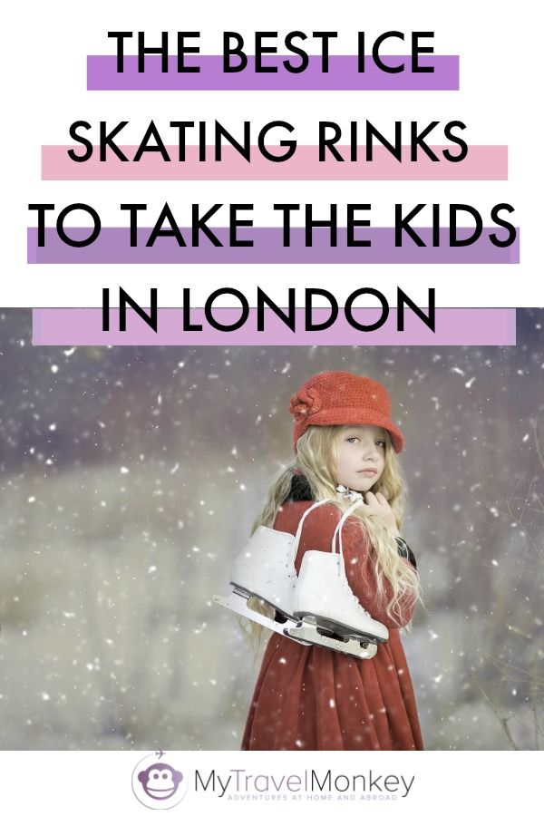 The Best Ice Skating Rinks To Take The Kids in London For 2017 | Attractions | London | Christmas | Kids | Things To Do With Kids | Days Out | Explore London | Christmas Events