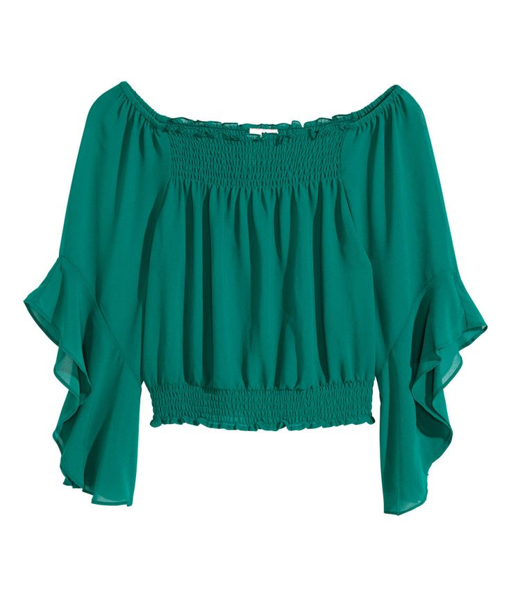 Puff Blouse   | H&M Divided