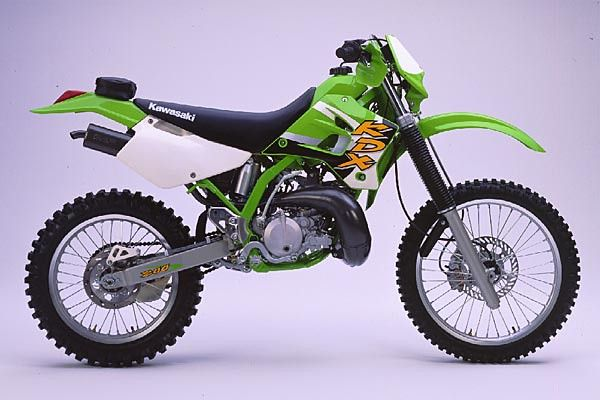 1999 Kawasaki Kdx Motorcross Bike Kawasaki Dirt Bikes Kawasaki