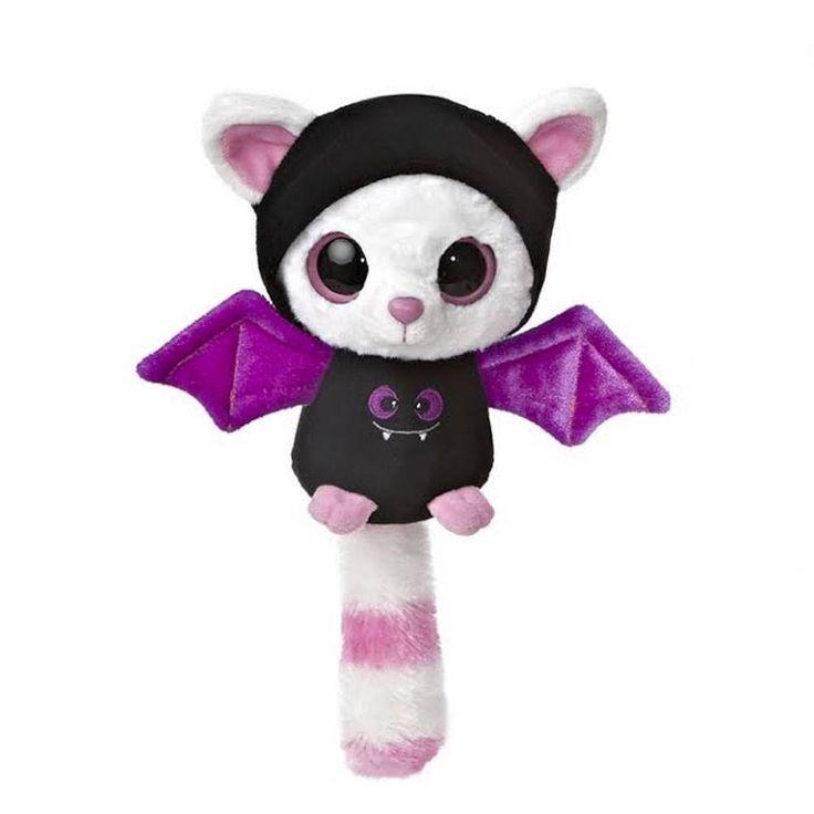 5 Aurora Plush Bat Yoo Hoo Friends Halloween Holiday