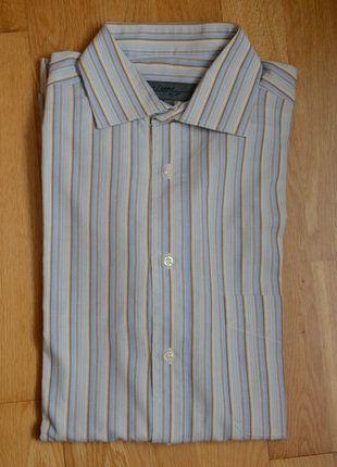 À vendre sur #vintedfrance ! http://www.vinted.fr/mode-hommes/chemises/28035967-chemise-homme-t-3-marque-per-luomo-darmand-thiery-be