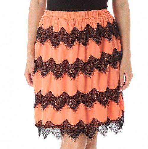 Cupro Skirt - Scratched Metal 1 by VIDA VIDA Clearance Low Price Fee Shipping Safe Payment Aberdeen Sale Real LOKVX58Y2
