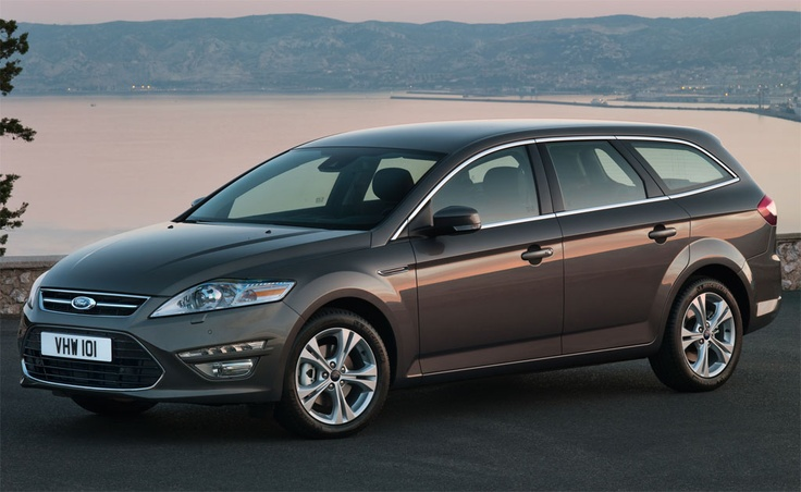 2013 Ford Mondeo Info