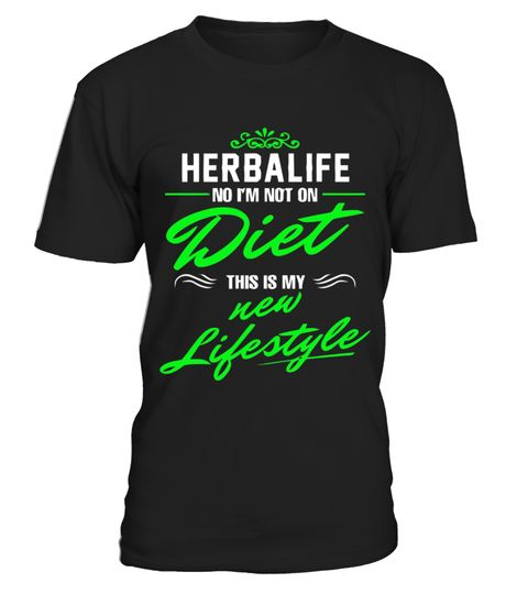 # Herbalife No Im Not On Diet This Is My New Lifestyle Tshirt .  HOW TO ORDER:1. Select the style and color you want: 2. Click Reserve it now3. Select size and quantity4. Enter shipping and billing information5. Done! Simple as that!TIPS: Buy 2 or more to save shipping cost!This is printable if you purchase only one piece. so dont worry, you will get yours.Guaranteed safe and secure checkout via:Paypal | VISA | MASTERCARD