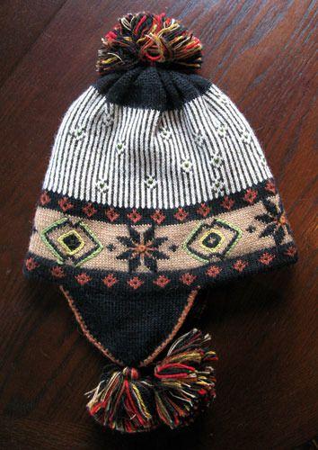Mochaccino Chullo Hat, $32.00