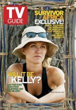 Survivor Africa Exclusive  Cover 8 of 16 Kelly