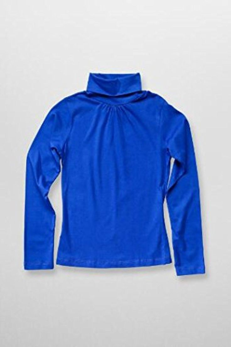 French Toast Turtleneck True Royal Blue - Brought to you by Avarsha.com