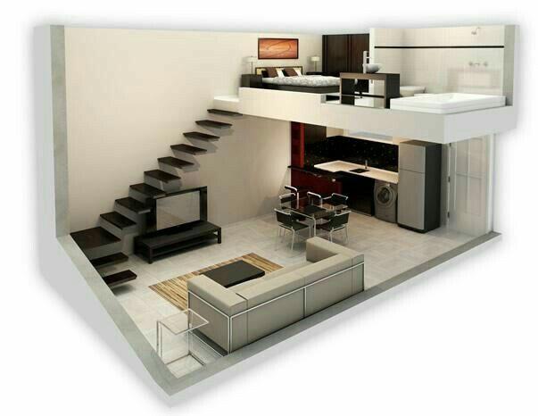 Higher top floor to make loft in bedroom