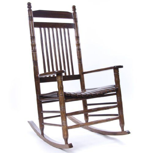 Danish Walnut Rocking Chair - RTA