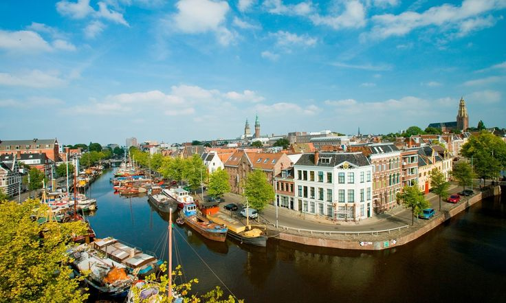 Groningen,bocht van Ameland.