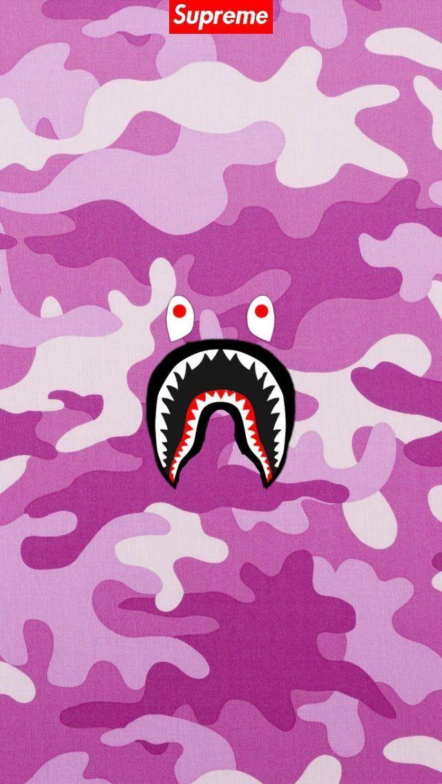 Hypebeast Wallpaper Allezlesbleus Iphone Android Background Owen Sandy Bape Wallpaper Iphone Bape Wallpapers Bape Shark Wallpaper Beautiful red bape wallpaper for iphone