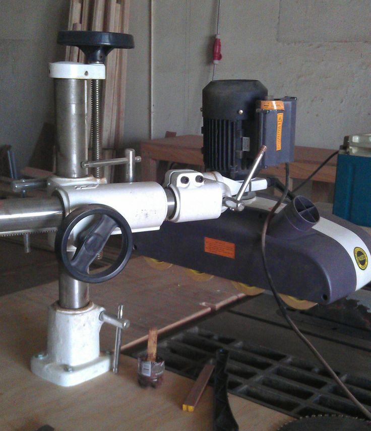 8 speed power feeder