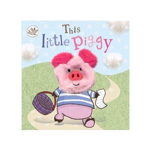 Este libro de tapas duras trae una canción alegre y muy querido por los niños más pequeños. Incluye en su interior una linda marioneta de de...