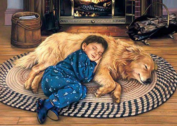 """""""Boy's Best Friend"""" by Tom Sierak"""