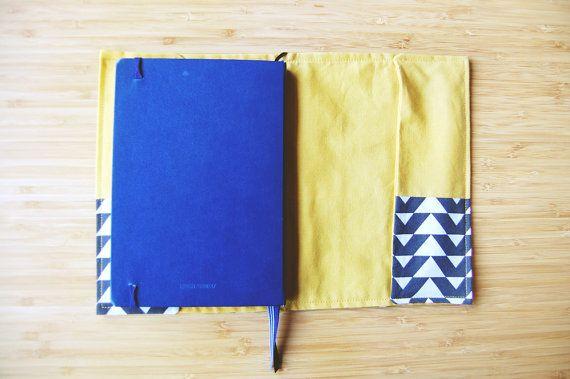 A5 notebook cover Bullet Journal Leuchtturm by FindingNorth