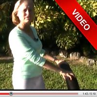Osteoporosis Exercise: The Heel Lift And Jump