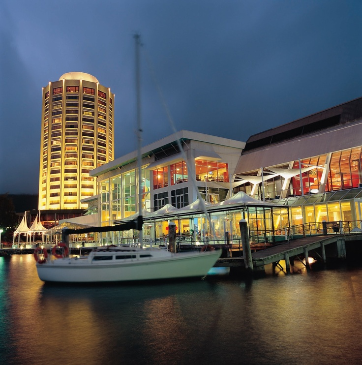 Wrest Point Hotel Casino, Hobart, Tasmania