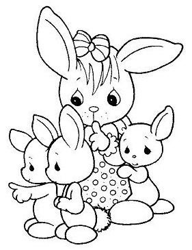 Best 57 coloring precious moments animals images on for Precious moments giraffe coloring pages