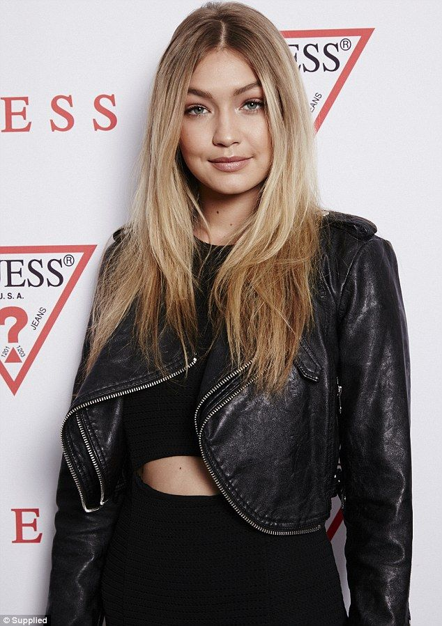 Changing the face of high fashion: Model of the moment Gigi Hadid tells Daily Mail Austral...