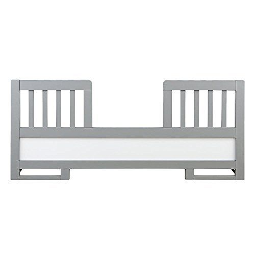Karla DuBois Oslo Toddler Guard Rail Moon Gray Pure White