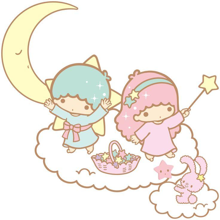 Kiki&lala キキララ Little Twin Stars