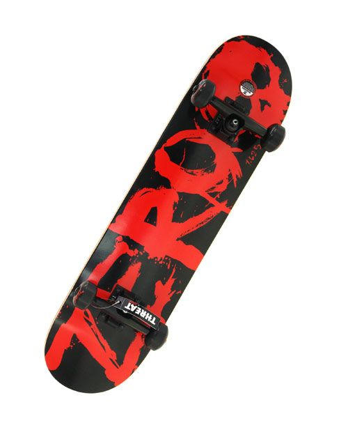 Complete skateboard ZERO  #skateboarding #zero