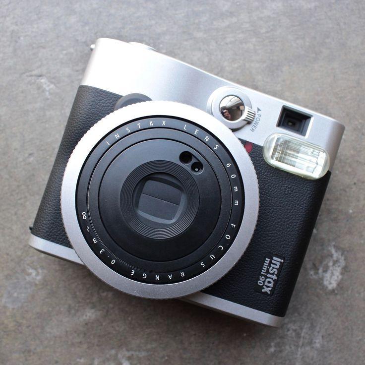 fujifilm - instax mini 90 neo classic instant camera