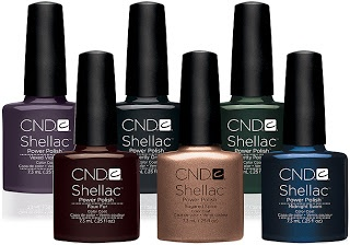 CND Shellac Nail Polish