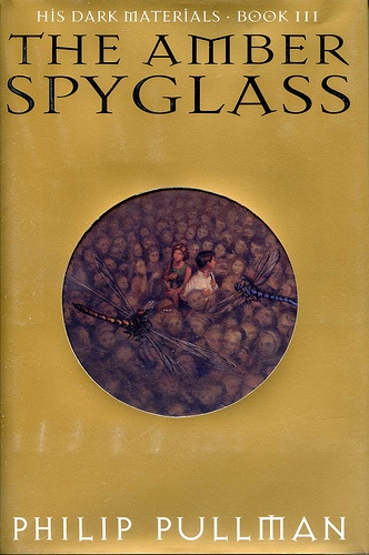 the amber spyglass by philip pullman essay 'every one of these ghosts has a story': the function of storytelling in philip pullman's the amber spyglass and david almond's kit  in an essay entitled 'the.