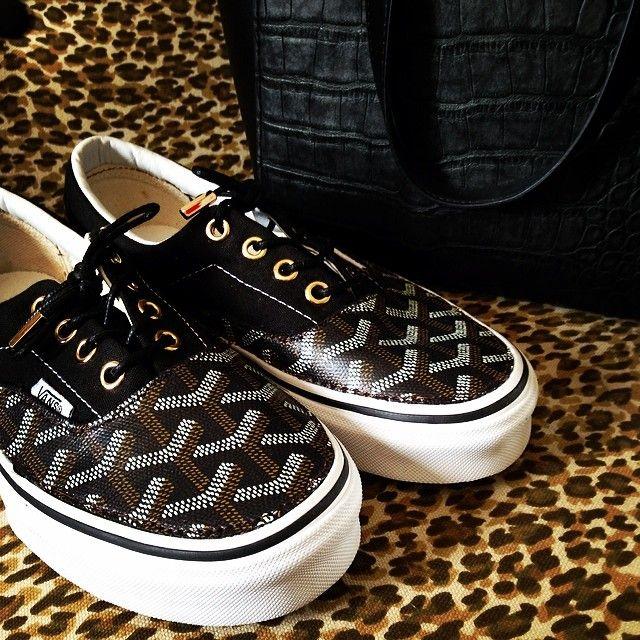 . Goyard |Vans Custom