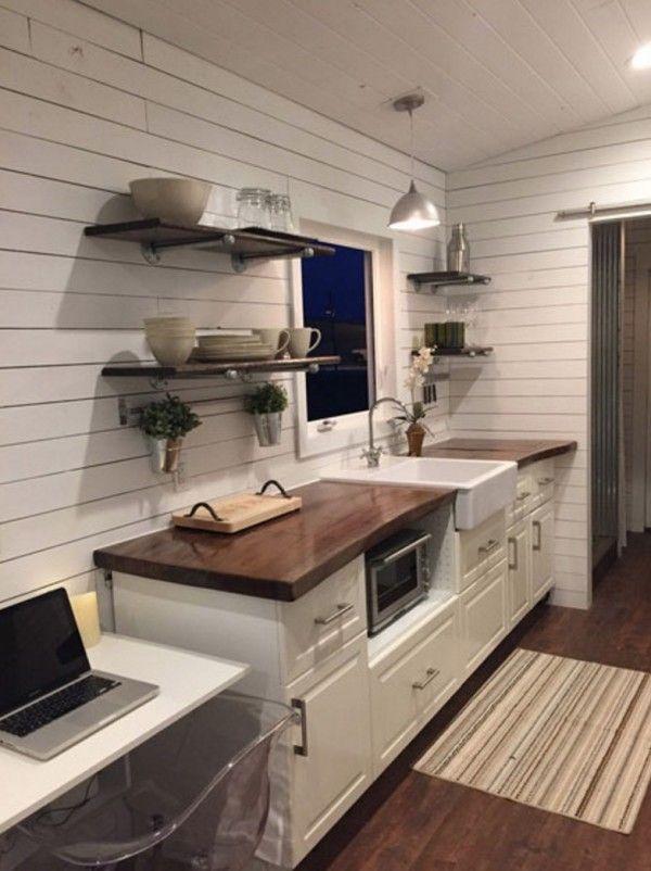 9 Best Tiny House Kitchens Images On Pinterest Tiny